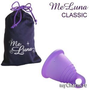 Преимущества менструальных чаш MeLuna Classic Ring