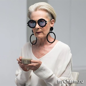 модная бабушка фото