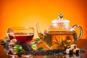 Чай, чай выручай!!! Полезные травяные чаи.