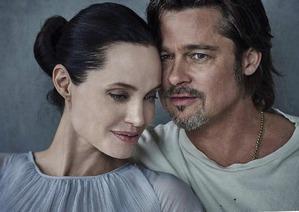 Анджелина Джоли и Брэд Питт будут соседями