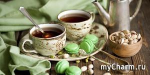 Я люблю чай!