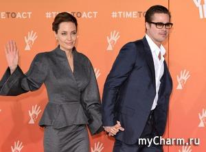 Брэд Питт и Анджелина Джоли могут отказаться от развода