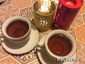 Чайная традиция.