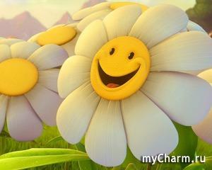 Улыбки дарят счастье и хорошее настроение