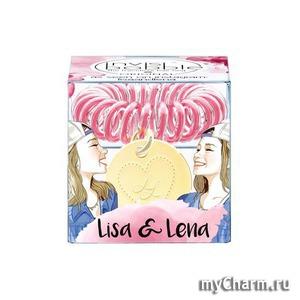 Лучшие друзья навсегда: invisibobble® Lisa & Lena!