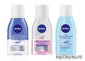 Эффективное снятие макияжа с глаз от NIVEA – выбери идеальное средство!