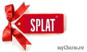 Подарочку от SPLAT каждый будет рад!