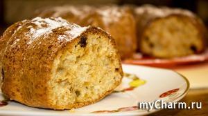 Творожный кекс с изюмом по ГОСТовскому рецепту! Порадуйте себя и близких вкусом из детства!