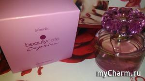 Два моих новых цветочно-фруктовых парфюма от Faberlic