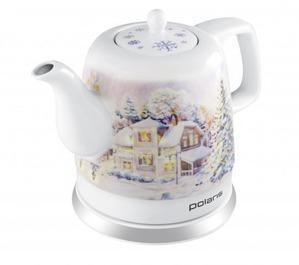 Зимнее волшебство – повод для тёплых посиделок в кругу семьи и близких друзей: Новогодняя коллекция чайников Polaris создаст праздничную атмосферу в доме