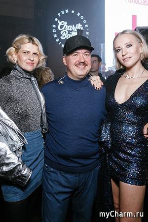 Наряды звезд на рок-вечеринке в Москве
