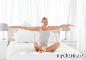 Не вставая с кровати: эффективные упражнения
