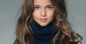 США интересуются самой красивой девочкой из России