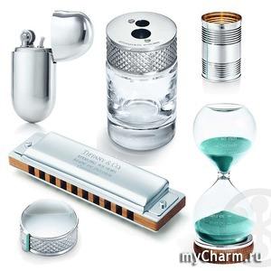 Роскошь зашкаливает: Everyday Objects от Tiffany & Co.
