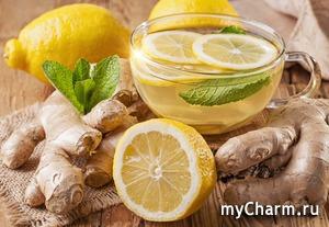Имбирные напитки на страже здоровья и красоты