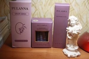Получила приз за конкурс обзоров от Pulanna!