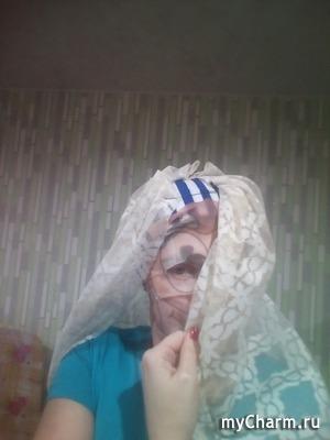 Селфи в масках. Забег-2. toha336 скоро свадьба...