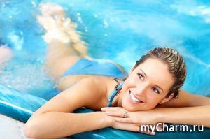 Поход в бассейн: как защитить волосы?