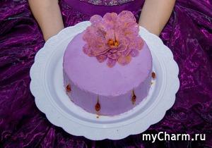Волшебный торт - Французкий сувенир