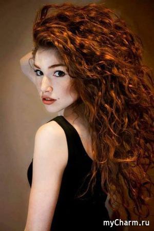 Вьющиеся волосы- прекрасны! И мы раскроем их красоту!