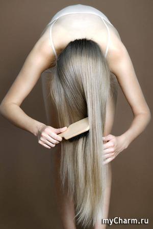 Прекрасная идея для тонких волос