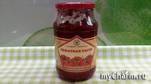 Как я томатную пасту спасала)