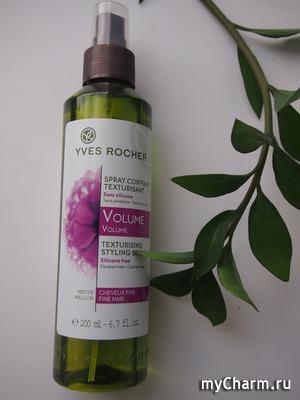 Этот хитрый спрей для объема волос от Yves Rosher