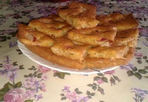 Пирог на скорую руку по рецепту Елены (Zolotaia)
