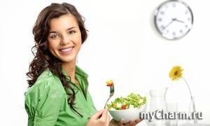 Рациональное питание – нехитрый секрет здорового тела
