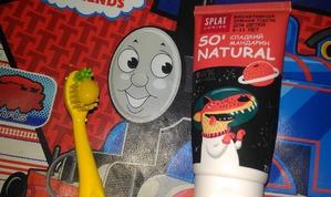 Детская гигиена полости рта: щетка с серебром и паста с японским лакричником