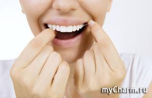 Зубная нить: зачем нужна и как ее использовать