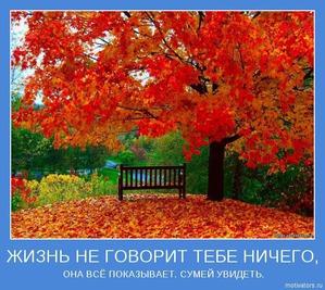 """Марафон"""" Волшебная осень исполнения моих желаний"""" Задание пятое"""