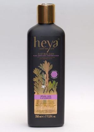 Био-Бальзам Heya ухаживает и приподнимает каждый волосок