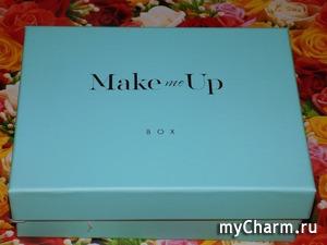 Выпуск августа от Make me Up box (много фото!)