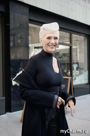 69-летняя мать Илона Маска Мэй стала лицом CoverGirl