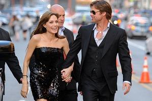Джоли и Питт утрясли детали развода
