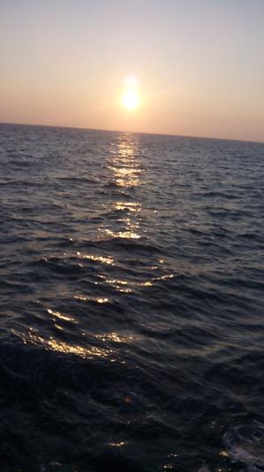 О, море, море, ты прекрасно в любое время года!