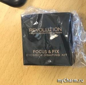 Focus & Fix – всё, что нужно для красоты вашей бровей