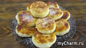 Нежные и вкусные сырники из творога на сковороде