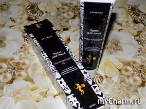 Мумие в омолаживающем креме для лица от бренда «Активное мумие»