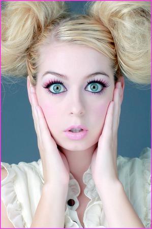 Блонд- это не желто-оранжевые пятна!
