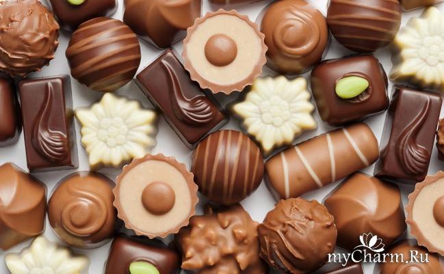ФотоЧарм шоколад