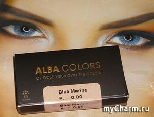 Создаём настроение с ALBA COLORS!