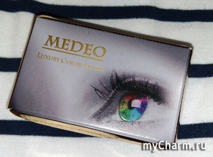 Вносим в образ изюминку цветными линзами Medeo Lenses