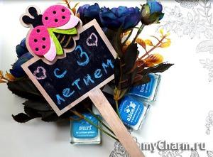 Поздравление Маникюрному Флешмобу! Итоги, цветы и куча бабочек!