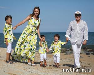 Полина Диброва в свои 29 станет бабушкой