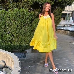 Эвелина Бледанс снова станет мамой