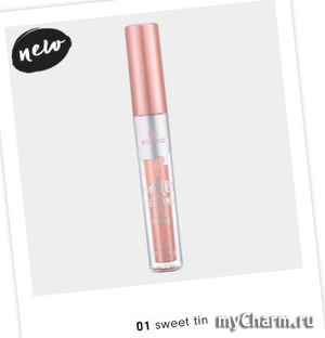 Essence / Жидкая помада для губ melted chrome liquid lipstick