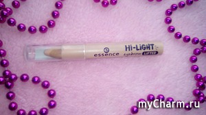 Пользоваться карандашом-хайлайтером от Essens - одно удовольствие!