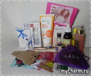 Fashion beauty box - коробочка косметики за 600 рублей в черную пятницу
